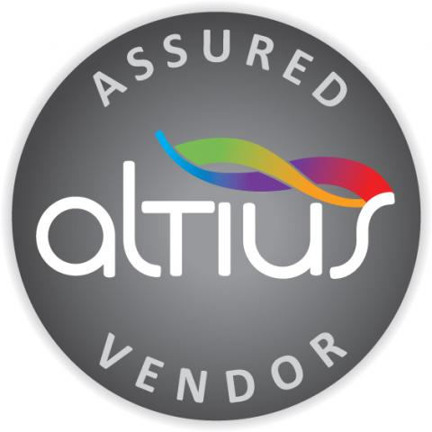 Altius Assured Vendor Status